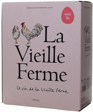 La Vieille Ferme Rose 3L Box 2017