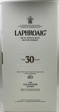 Laphroaig 30 Year The Ian Hunter Story 750ML (LIMIT 1)