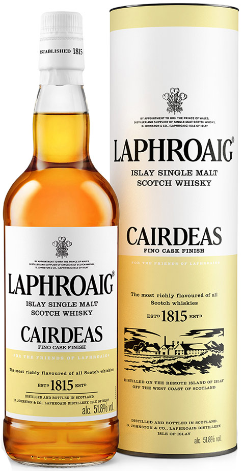 Laphroaig Cairdeas 2018 Fino Cask Finish Single Malt Scotch