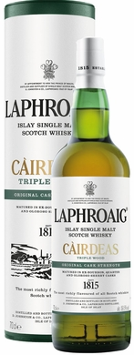 Laphroaig Cairdeas 2019 Triple Wood Cask Strength Single Malt Scotch