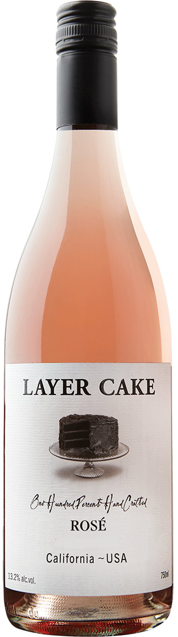 Layer Cake Rose of Pinot Noir 750ML