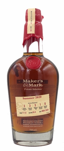 Makers Mark Private Selection Summer 2020 750ML