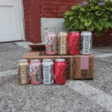 MANCAN Canned Wine Mixed 24-Pack