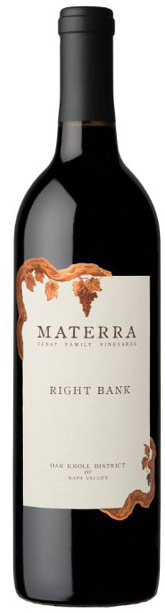 Materra Oak Knoll District Right Bank Merlot 750ML