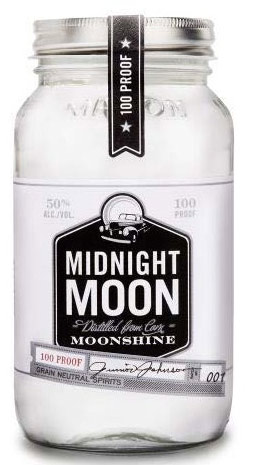 Midnight Moon 100 Proof Moonshine