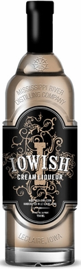 Mississippi River Distilling Company Iowish Cream Liqueur 750ML