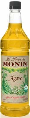 Monin Mixers Agave Sweetener 1L