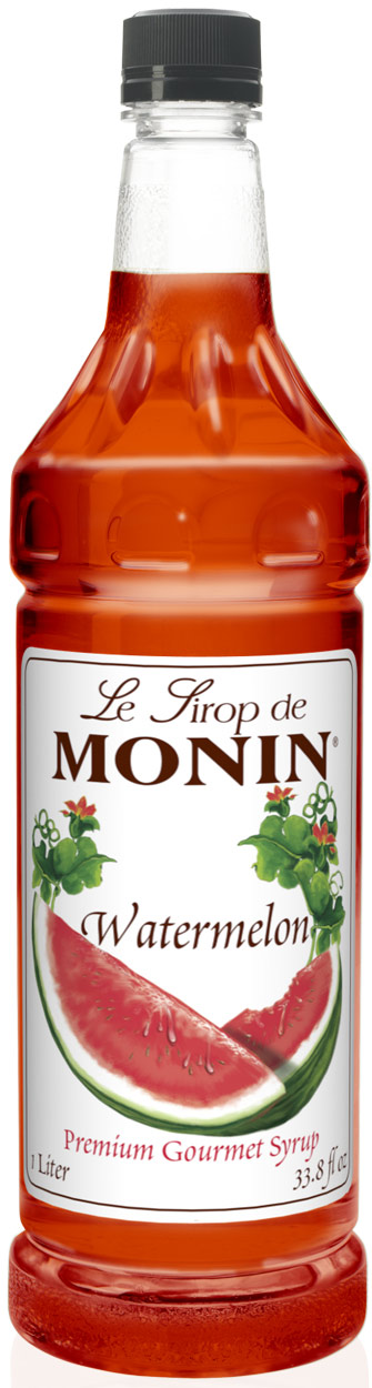Monin Mixers Watermelon Syrup 1L