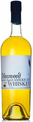 Mosswood Apple Brandy Aged American Whiskey 750ML NV
