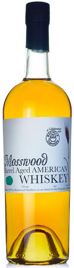 Mosswood Espresso Aged American Whiskey 750ML NV