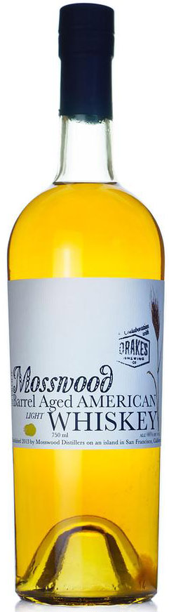 Mosswood Sour Ale Aged American Whiskey