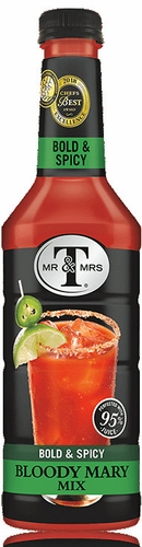 Mr. & Mrs. T Bold & Spicy Bloody Mary Mix 1L