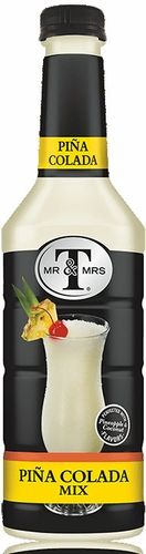 Mr. & Mrs. T Pina Colada Mix 1L