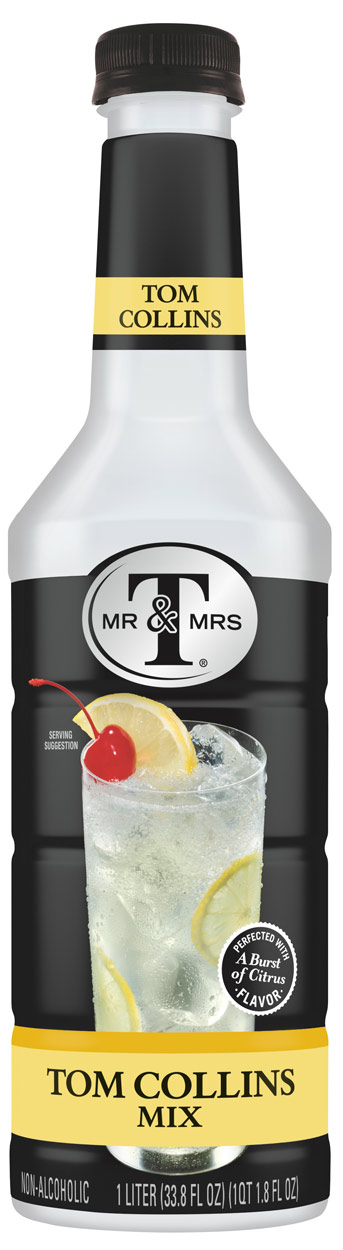 Mr. & Mrs. T Tom Collins Mix 1L