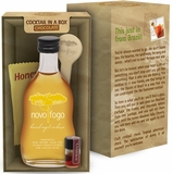 Novo Fogo Chocolate Cachaca Cocktail Kit 50ml