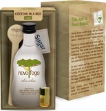 Novo Fogo Lime Cachaca Cocktail Kit 50ml
