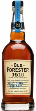 Old Forester 1910 Old Fine Bourbon Whiskey