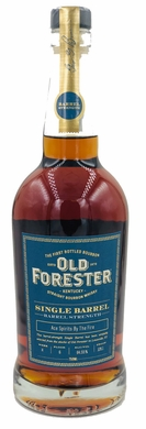 Old Forester Single Barrel Ace Spirits by The Fire 750ML (LIMIT 1)