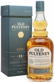 Old Pulteney 15 Year Old Single Malt Scotch