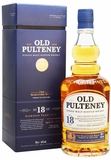 Old Pulteney 18 Year Old Single Malt Scotch