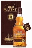 Old Pulteney 25 Year Old Single Malt Scotch 750ML