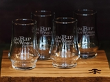 Old Rip Van Winkle Neat Tasting Glasses (Set of 4)