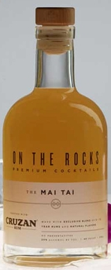 On The Rocks Mai Tai Cruzan 375ML