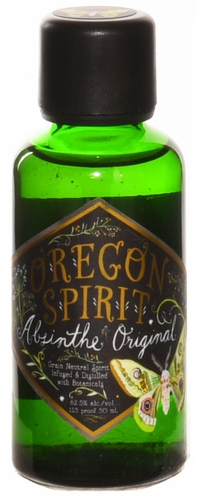 Oregon Spirits Absinthe 50ML
