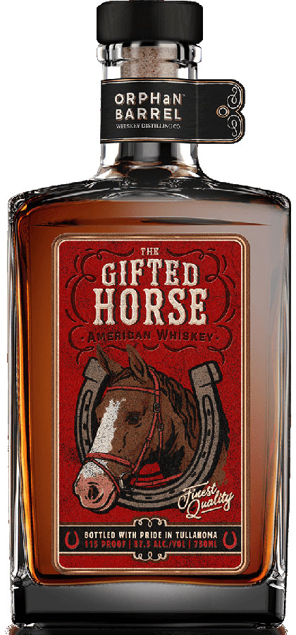 Orphan Barrel The Gifted Horse American Whiskey