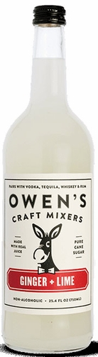 Owens Ginger + Lime