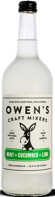 Owens Mint + Cucumber + Lime