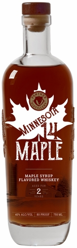 Panther MN 14 Maple Syrup Flavored Whiskey 750ML