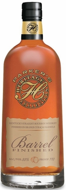 Parker's Heritage Orange Curacao Barrel Finished Bourbon