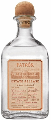 Patron Estate Release Blanco Tequila 750ML