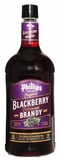 Phillips Blackberry Brandy 1.75L