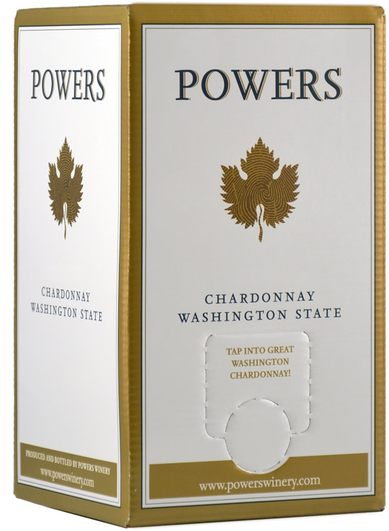 Powers Chardonnay Box 3L 2017