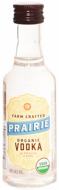 Prairie Organic Vodka 50ml