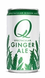 Q Ginger Ale 4pk Cans