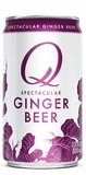 Q Ginger Beer 4pk Cans