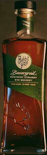 Rabbit Hole Rye Whiskey Boxergrail 750ML