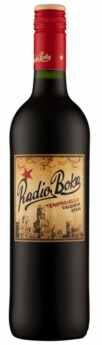 Radio Boka Tempranillo 750ML