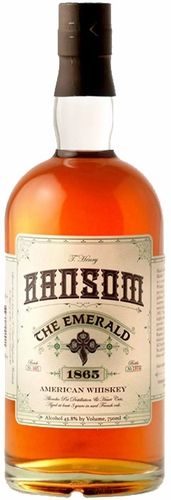 Ransom the Emerald 1865 - Straight American Whiskey 750ML NV