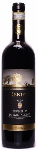 Renieri Brunello di Montalcino Riserva 750ML (case of 6) 2012