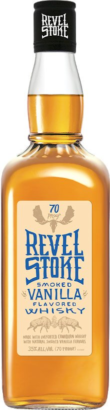 Revel Stoke Smoked Vanilla Whisky 1L