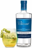 Rhum Clement Canne Bleue Agricole White Rum