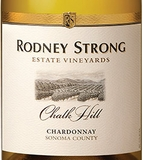 Rodney Strong Estate Vineyards Chalk Hill Chardonnay 750ML 2017