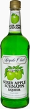 Royale Club Cordials Sour Apple Schnapps 1L