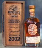 Russells Reserve 2002 Bourbon Whiskey 750ML