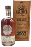 Russels Reserve 2003 16yr Bourbon 750ML