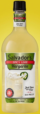 Salvador's Spicy Lime Margarita 1.75L